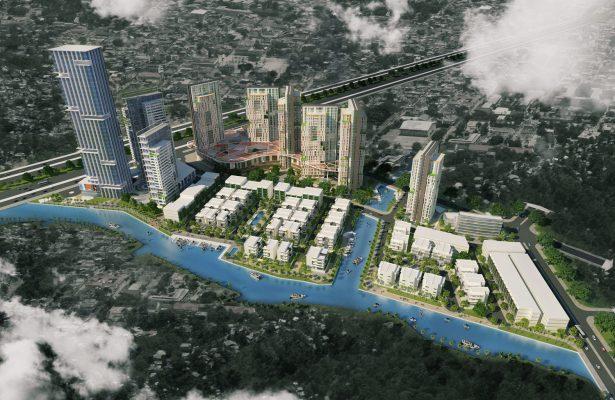 Dự án Investco Green City